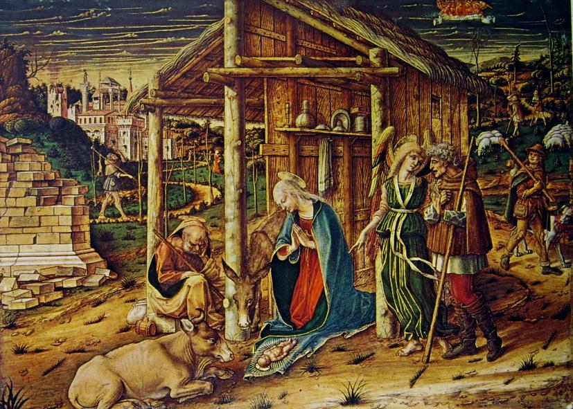 Natività Crivelli - Strasbourg 1470